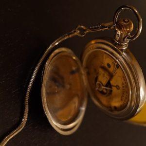 La montre gousset d'hier à aujourd'hui !