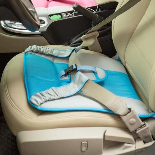 Adaptateur de ceinture de sécurité en cas de grossesse